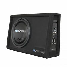 "Soundstream PSB.12A 600 Watt 12"" Amplified Shallow Truck Subwoofer Enclosure"