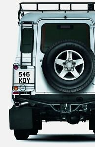 Land Rover DEFENDER Roof Rack Access Ladder STC50417