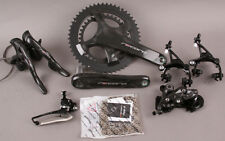 2018-19 Campagnolo Record 12 Speed Group Groupset 6 Pieces 175mm Crankset 36/52
