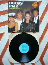 Bucks Fizz Making Your Mind Up Vinyl UK 1983 RCA / Camden 1st Press A1/B1 LP