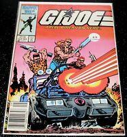G.I Joe 51A (4.0) 1st Print 1982 Series Marvel Comics