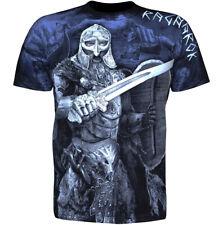 Aquila - Viking Clan - Hombres Camiseta/Ragnarok, Vikingos, Celta