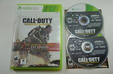 Call of Duty: Advanced Warfare Gold Edition - Microsoft Xbox 360 COMPLETE & Good