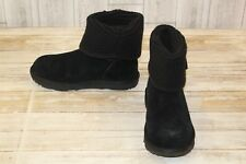 UGG Kids Darrah II Winter Boots - Youth Girl's Size 6 - Black