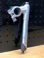 Vintage Stem 25mm clamp 21.0 Quill 60mm length Japan Win Chrome Schwinn Miyata