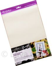 Hunkydory for The Love of STAMPS Stamping Accessories A4 Masking Sheets X 3 A4ma