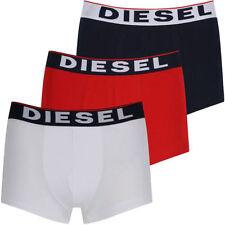 Boxer e intimo da uomo bianchi marca Diesel cotone