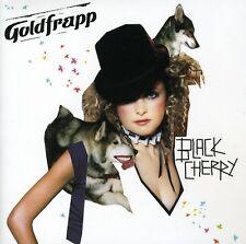 Goldfrapp - Black Cherry [New CD] UK - Import