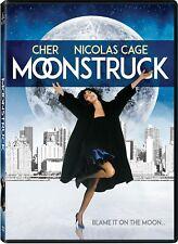 Moonstruck (DVD) Cher (Bilinugual)