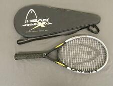 "HEAD Intelligence i.S6 Oversize Tennis Racquet w/4-5/8"" Grip & Case EXCELLENT"