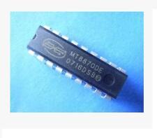 2PCS MT8870 MT8870DE CMOS LOW POWER DTMF DECODER RECEIVER IC NEW