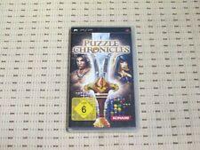 Puzzle Chronicles für Sony PSP *OVP*