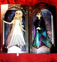 🔥Disney Frozen 2 Elsa & Anna Limited Edition Authentic Dolls🔥