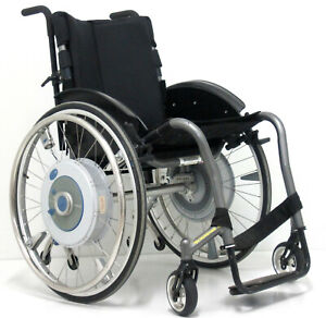Alber E Motion M 12 mit Rollstuhl Invacare TOP End