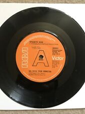 "Spaghetti Head Big Noise From Winnetka Funky Axe RCA Promo funk jazz 45 7"""