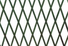 VERDELOOK Traliccio estensibile in legno 150x200 cm verde decorazioni terrazza