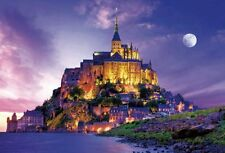 Beverly 2000 Small piece Jigsaw Puzzle S72-526 Mont Saint-Michel Twilight