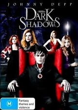 DARK SHADOWS New Dvd JOHNNY DEPP ***