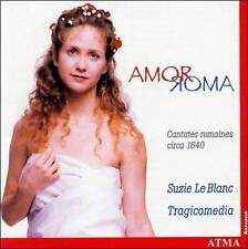 Amor Roma / Suzie Le Blanc · Tragicomedia, Luigi Rossi, Carlo Caproli, Oraz, New