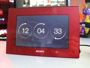 Sony digital picture frame 7''