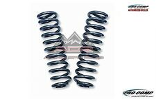 """Pro Comp #24412 Coil Springs Front Pair 4"""" For 81-96 F150 4WD 4x4 All Cab AOR"""