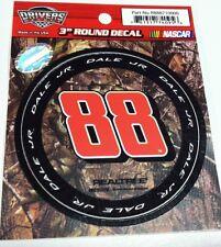 # 88 Dale Earnhardt Jr Sr Realtree Camouflage Sticker Junior Nascar Racing Camo
