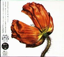 Pet Shop Boys - Releases - Japan CD - NEW - 10Tracks Limited Edition