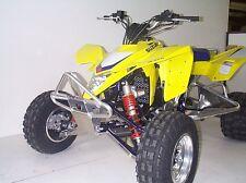SUZUKI LTR450 SUMMIT FRONT BUMPER ALUMINUM RACE / LT-R 450 SUMMIT FRONT BUMPER