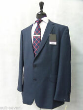 Men's Wool Single Breasted Long Textured Suits & Tailoring