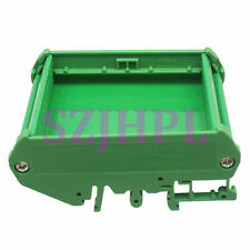 1pce DIN Rail Mounting Support Enclosure Carrier Housing PCB size 72mm*65mm
