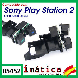 Sign Button Of Power/Reset For sony Play Station 2 PS2 Fat SCPH-3000X