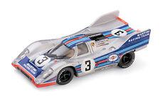 #R252 - Brumm Porsche 917K - 1000Km Monza #4 1971  - Martini - 1:43