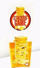 Wooden Tumbling Stacking Tower like Jenga Kids Family Party Game 54 piece