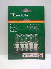 Lumineo 503050, 12V 0.84w, 5 x Spare Christmas Bulbs