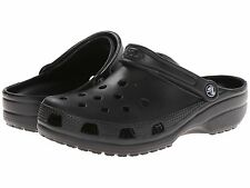 Crocs Men's Classic Clog SWAT Black Size 13 or 12 New with Tags