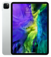 APPLE iPad Pro 11 Zoll 2.Gen 2020 128GB WiFi Silver MY252FD/A
