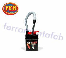 Ribimex Minicen PRCEN011 800W Aspiracenere Nero