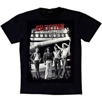 Vintage The Led Zeppelin Airplane Tee-Shirt Reprint S M L 234XL P027
