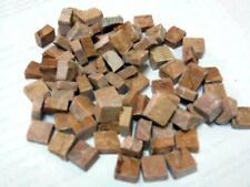 Tessere Mosaico Marmo! Mosaic Tiles! 1x1cm. Rosso Chiaro 29