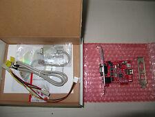 interner Konverter USB 2.0 an 2 x RS232 für PCI, PCI-X oder PCI-e