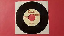 FREDDIE CANNON / Way Down Yonder In New Orleans - Fractured / SWAN  45rpm Vinyl