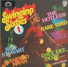 SWINGING SIXTIES 1 Compilation LP. The Nice, Rare Bird, The Hotlegs, Lindisfarne
