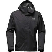 New Men's The North Face Venture 2 Jacket Coat Waterproof Grey Black