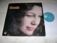 RHONDA Same  *NEW ZEALAND FOLK POP RARITY ON KIWI LABEL 1972*