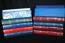 GREECE/GREEK Lot of 12 Stamp Stock Books Binder Collection 18000+ stamps LV01614