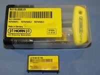 PH Horn 1mm Internal grooving tool R105.0100.1.6 TN35 2 qty