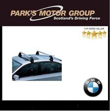 BMW Genuine Alu Aluminium Roof Bars Rack System E60 5 Series 82710147586