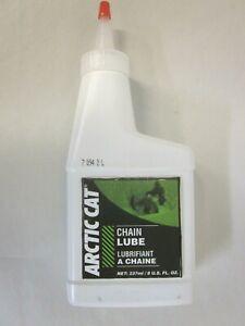 Arctic Cat Snowmobile Chain Case Oil Lube Lubricant Oil 8 oz. Bottle 4639-363