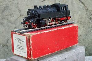 Vintage Piko Gützold H0 G11 BR 64 282 DR Steam Locomotive. Excellent Condition.