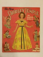 VINTAGE Paper Doll - Shirley Temple
